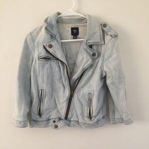 Gap mid sleeve jacket